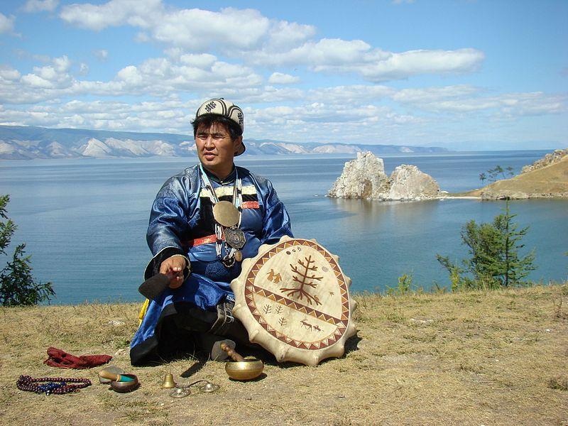 buriacki szaman